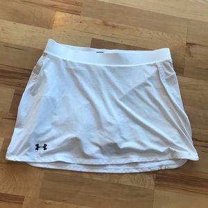 Under armor tennis skirt